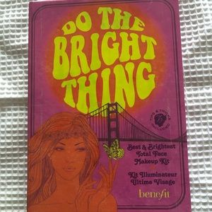 Benefit Do the Bright Thing set